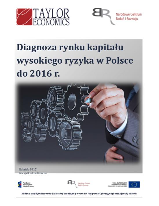 Diagnoza rynku kapitału wysokiego ryzyka w Polsce do 2016 r