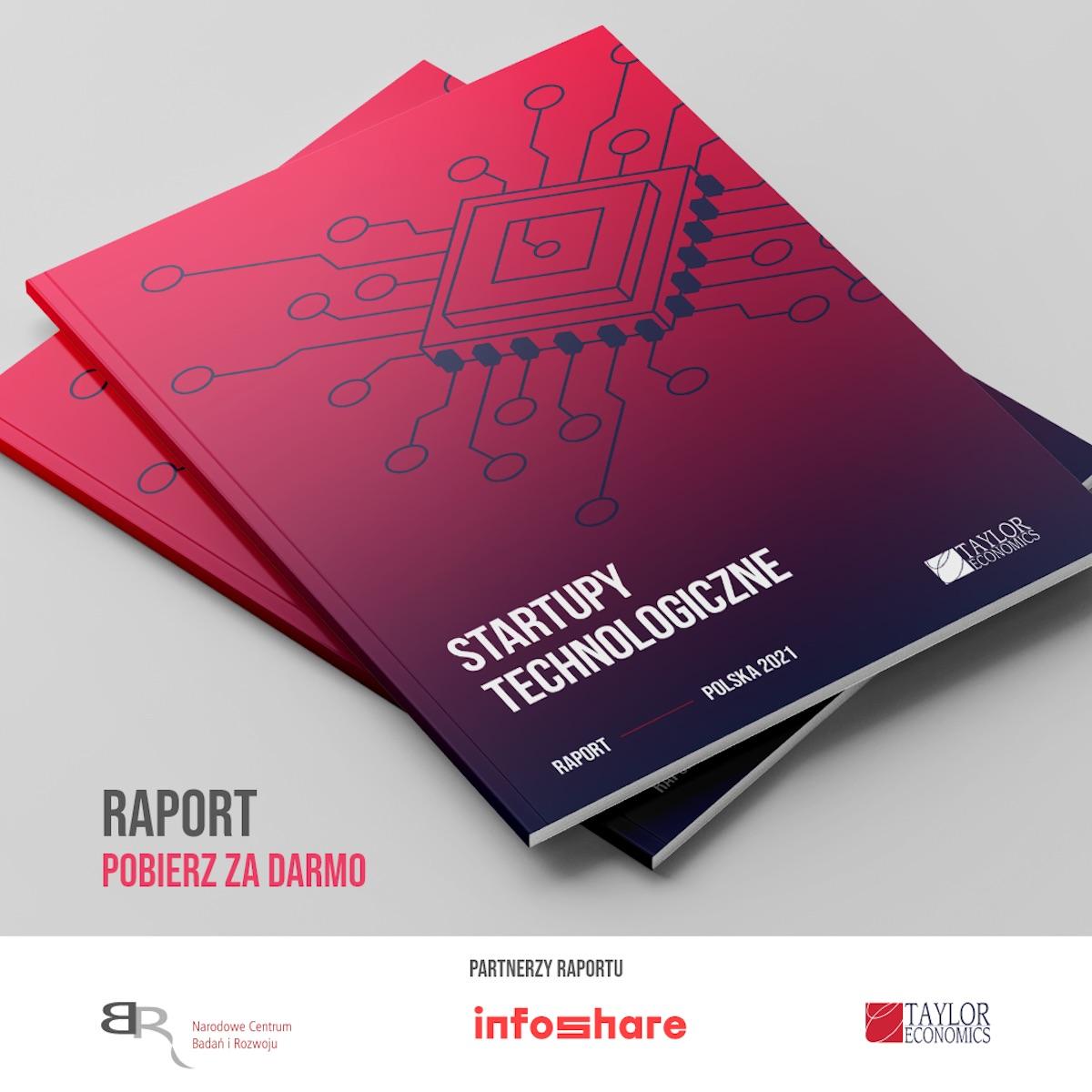 Co znajdziesz w raporcie Startupy technologiczne?