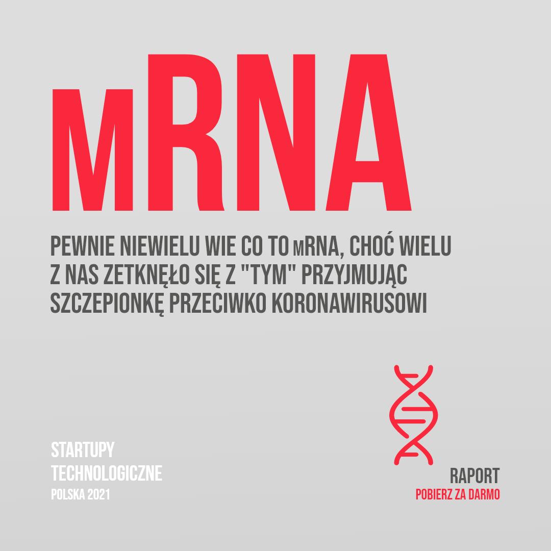 mRNA podbija medyczny świat